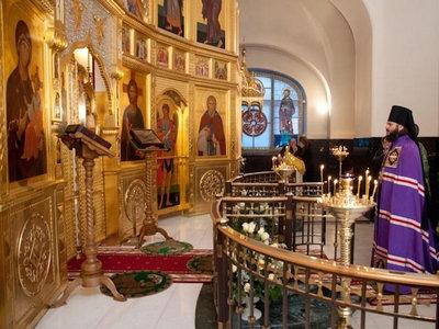 Церковь во имя иконы Божией Матери