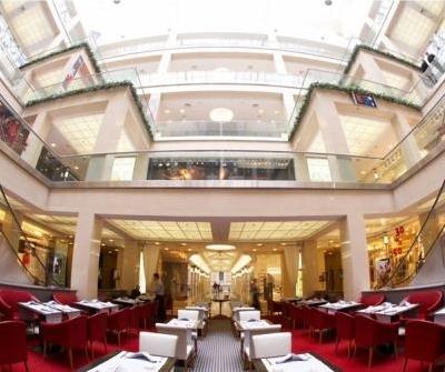 Галерея бутиков Grand Palace