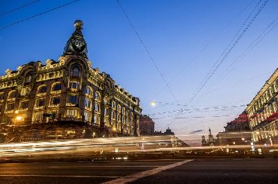 Санкт-Петербургский Дом книги