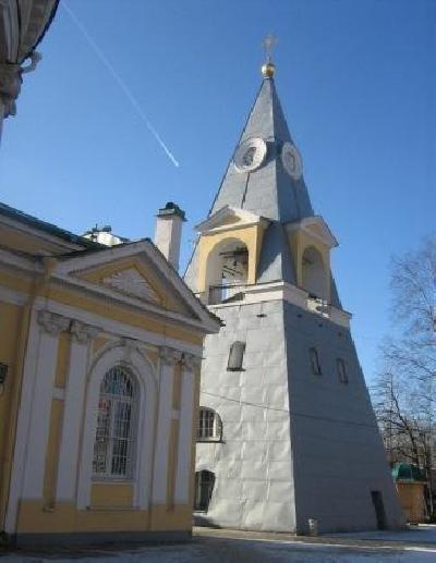 Церковь Святой Живоначальной Троицы