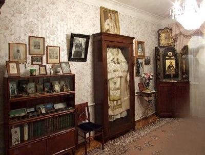 Мемориальный музей-квартира св. Иоанна Кронштадтского