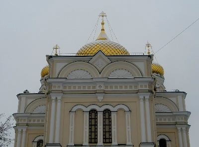 Воскресенский Новодевичий монастырь