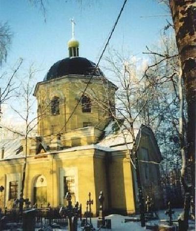 Старообрядческий храм Знамения Пресвятой Богородицы