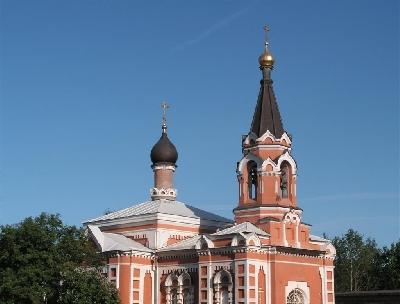 Церковь Покрова Пресвятой Богородицы старообрядческой общины Белокриницкого согласия