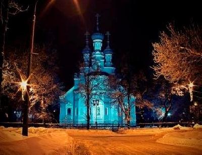 Собор Владимирской иконы Божией Матери в Кронштадте