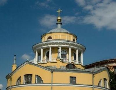 Благовещенская церковь в Приморском районе