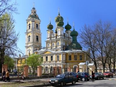 Благовещенская церковь на Васильевском острове