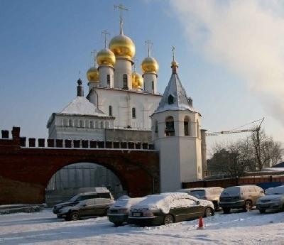 Храм Федоровской иконы Божией Матери в память 300-летия Дома Романовых