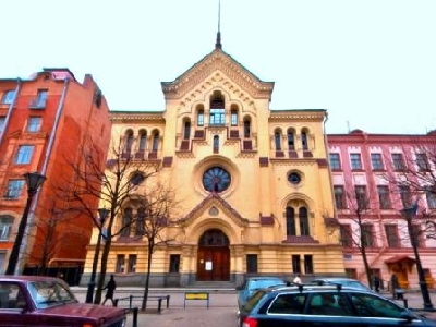 Шведская церковь Святой Екатерины