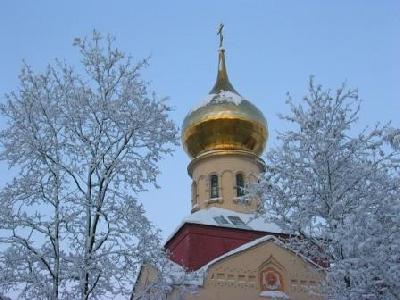 Покровская церковь при Политехническом университете