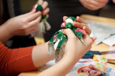 Мастер-класс по изготовлению авторской куклы в артеле