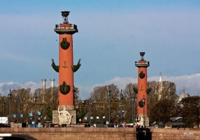 Rostral Columns