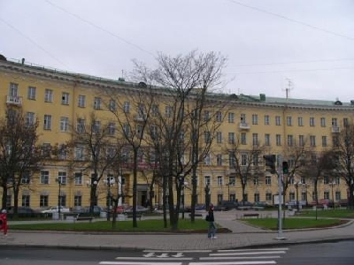 Обуховская площадь