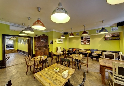 Baranka, ресторан