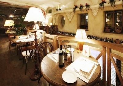 Capuletti, ресторан итальянской кухни