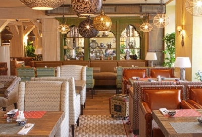Самса, ресторан узбекской кухни