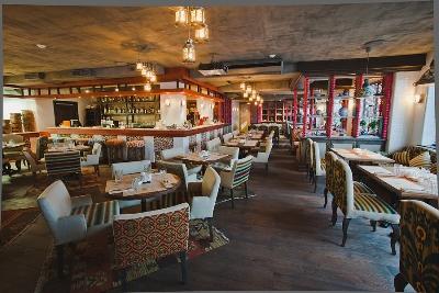 Пури, ресторан кавказской и узбекской кухни
