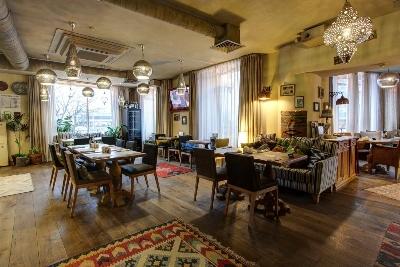 Бричмула, ресторан восточной кухни