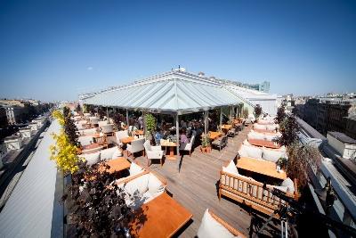 Москва, ресторан