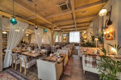 Шурпа, ресторан восточной кухни