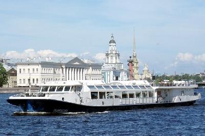 Volga-Volga, ресторан-теплоход