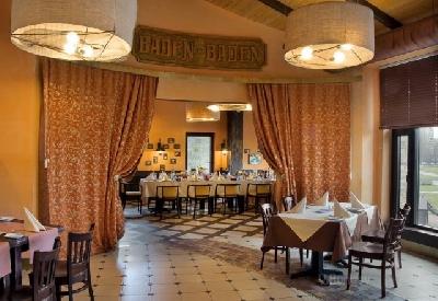 Baden Baden, ресторан немецкой кухни