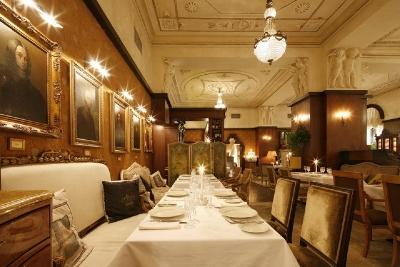 Царь, ресторан русской кухни