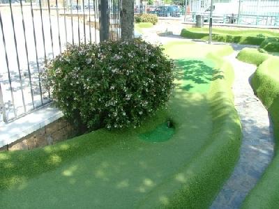 Neverland, гольф-ресторан