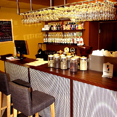 Fotowebcafe, кафе