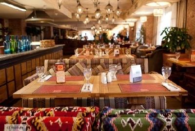 Хочу харчо, ресторан мегрельской кухни