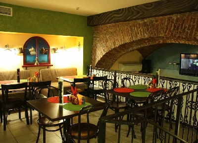 Van der Wafel, кафе-пекарня