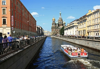 Boat trip along the rivers and canals