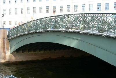 Певческий мост и Капелла
