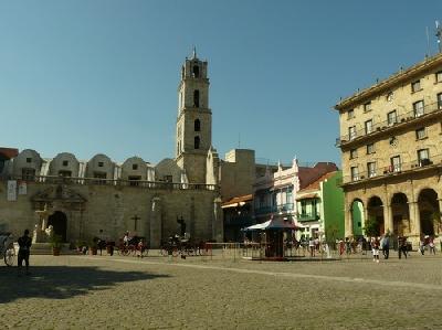 Площадь де-Сан-Франсиско и Церковь Святого Франциска Ассизского