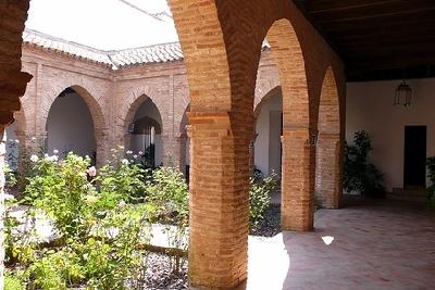 Монастырь Санта Клара