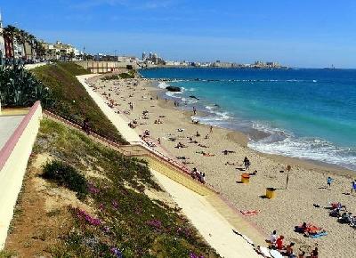 Пляжи Санта Мария дель Мар