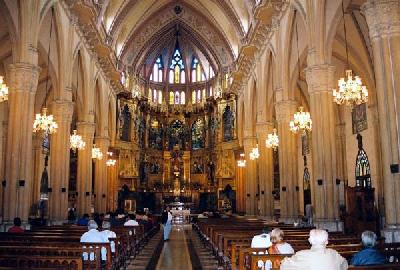 Кафедральная площадь и Собор Святого Христофора