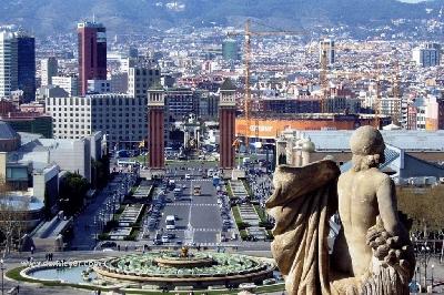 Площадь Испании
