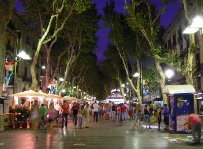 Улица Рамбла