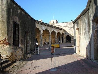 Форт Кастилио де Сан-Кристобаль