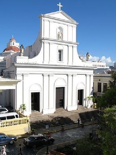 Собор Сан-Хуана Баутиста