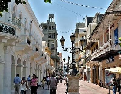 Колониальный город Санто-Доминго