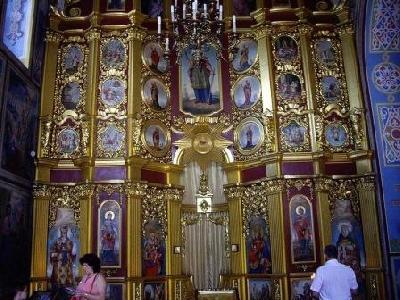 Михайловский златоверхий монастырь