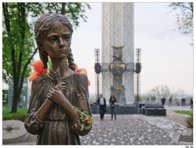 Мемориал Голодомора