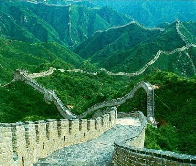 Великая китайская стена (часть Бадалин)
