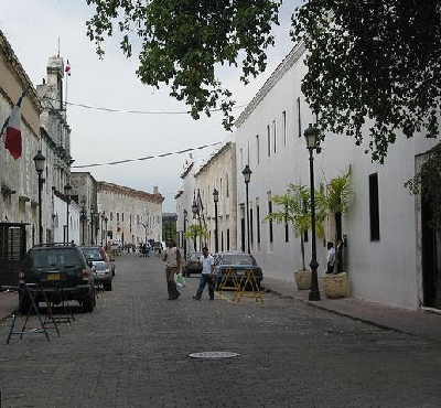 Улица Лас Дамас