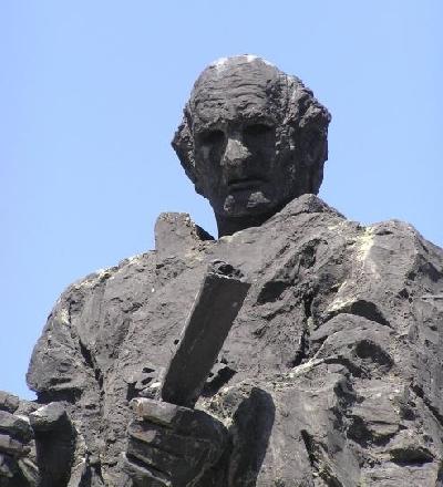 Памятник губернатору Николасу де Овандо