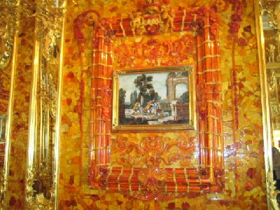 Catherine Palace and Amber Room, Tsarskoe Selo State Museum-Preserve