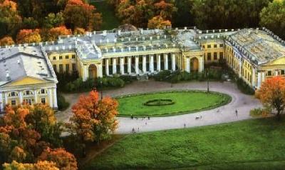 Alexander Palace, Tsarskoe Selo State Museum-Preserve
