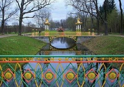 Alexander Park, Tsarskoe Selo State Museum-Preserve